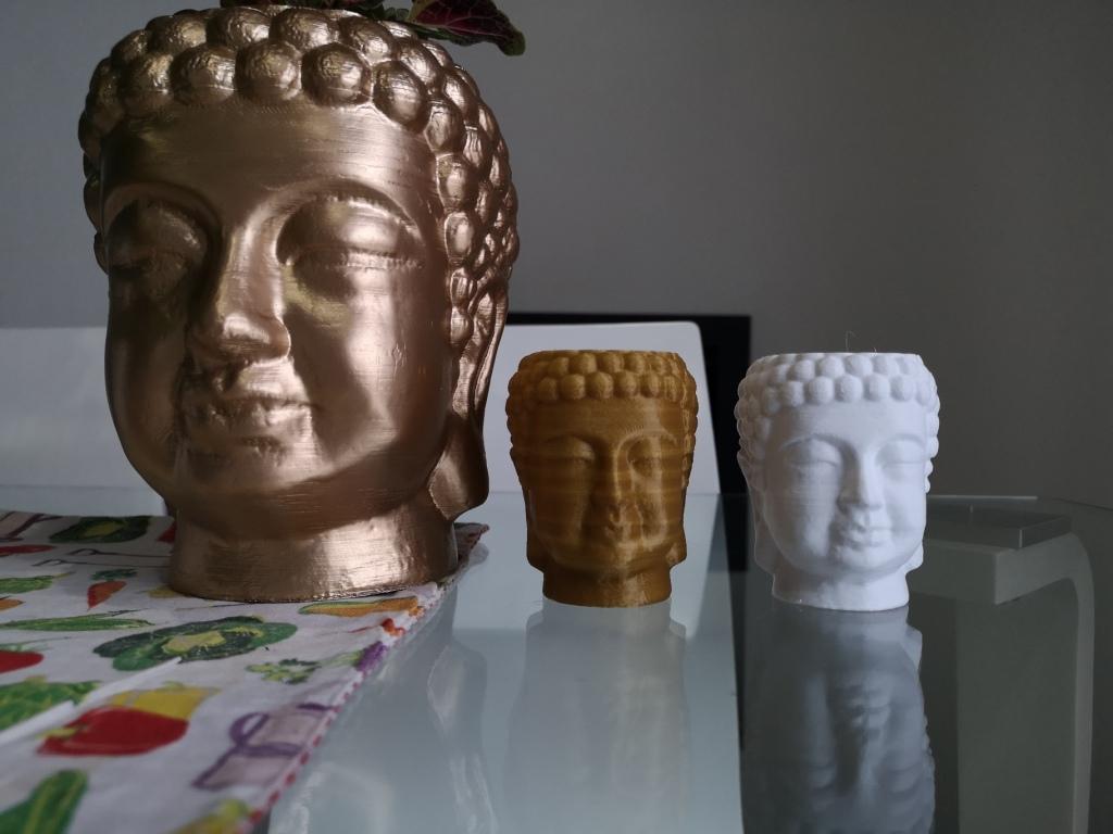 aso cabeça Buddha pequeno 8cm - 8€